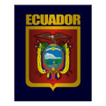 """Oro de Ecuador "" Posters"