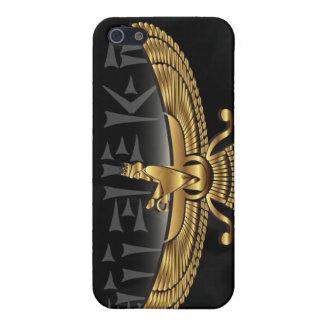 Oro de Farvahar iPhone 5 Carcasas