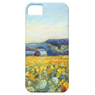 Oro de Hartsburg Funda Para iPhone SE/5/5s