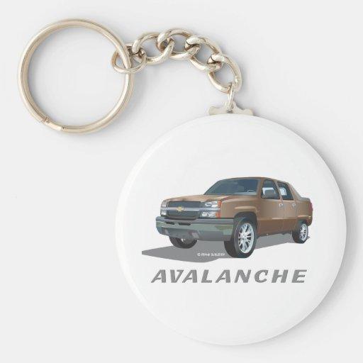 Oro de la avalancha de Chevrolet Llavero