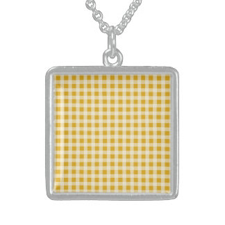 Oro de la cosecha y modelo blanco de la tela colgante cuadrado