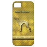 Oro de la estancia de Iggy para iphone5 iPhone 5 Carcasa