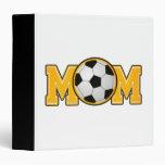 Oro de la mamá del fútbol