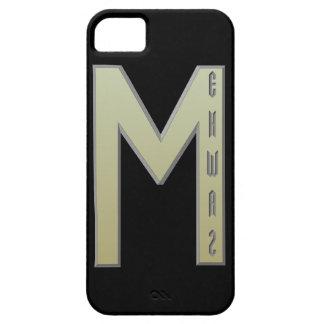 Oro de la runa de Ehwaz Funda Para iPhone SE/5/5s