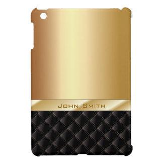 Oro de lujo con el mini caso del iPad conocido de  iPad Mini Cobertura
