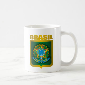 """Oro del Brasil "" Tazas De Café"