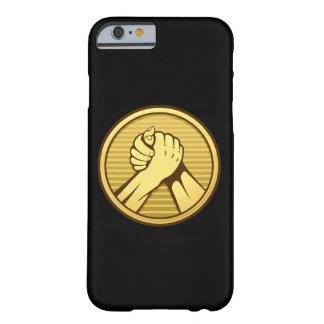 Oro del pulso funda barely there iPhone 6