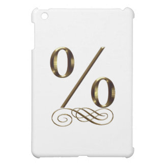 """Oro """"%"""" del VIP del monograma"""