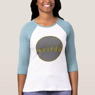 Oro del Weirdo Tee Shirts