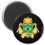 Oro el Brasil Imán De Frigorífico