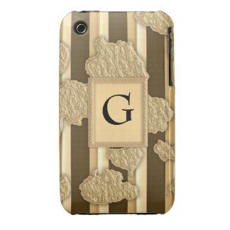 Oro en el oro funda para iPhone 3