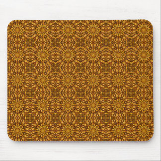 Oro fundido mouse pads