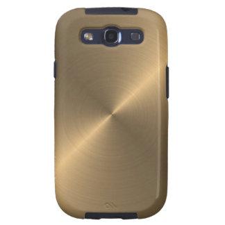 Oro Galaxy S3 Carcasa