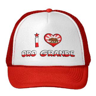 Oro Grande, CA Hat