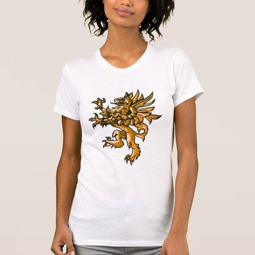 Oro Gryphin Camisetas