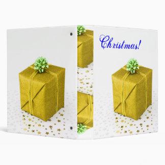 """Oro III de los regalos de Navidad Carpeta 1"""""""