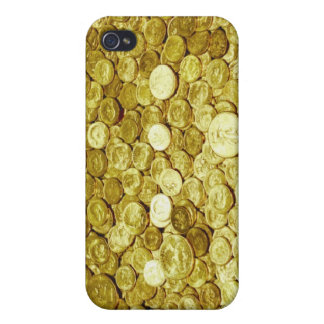 Oro iPhone 4/4S Funda