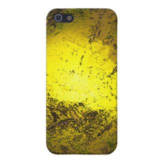 Oro iPhone 5 Carcasa