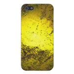 Oro iPhone 5 Fundas
