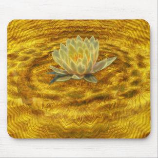 Oro Lotus Mousepad del zen