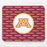 Oro M de Minnesota