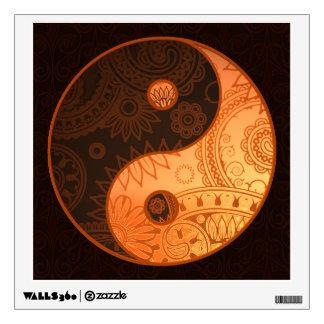 Oro modelado de Yin Yang
