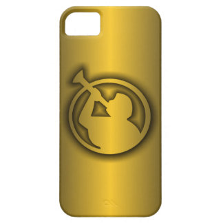 Oro mormón funda para iPhone 5 barely there
