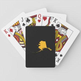 Oro negro Alaska Cartas De Póquer