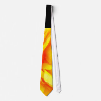Oro oscuro corbata