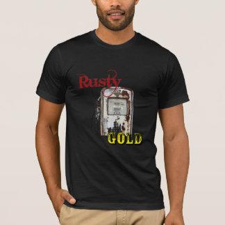 Oro oxidado playera