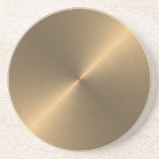 Oro Posavasos Diseño