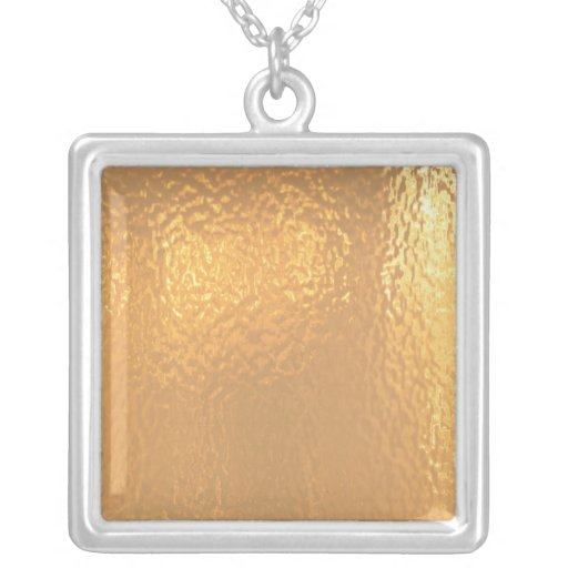 Oro PURO - amor y calor Collar Personalizado
