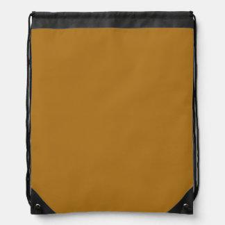 Oro sólido adaptable mochilas