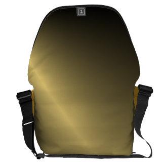 Oro sombreado bolsas de mensajeria