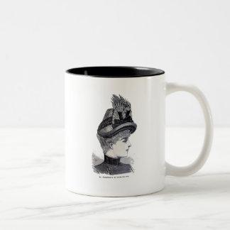 """Oro"" Two-Tone Coffee Mug"