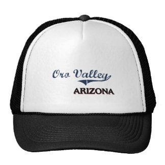 Oro Valley Arizona City Classic Mesh Hat