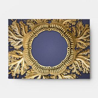 Oro y azul de Toreuma Bellagemma Sobres