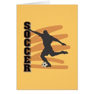 Oro y camisetas masculinas negras del jugador de f tarjeta pequeña