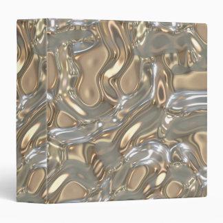 Oro y plata del fluido