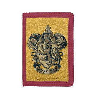Oro y rojo del escudo de Gryffindor