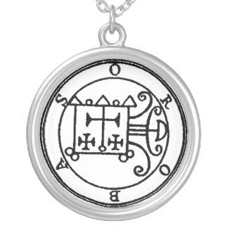 Orobas Sigil Necklace