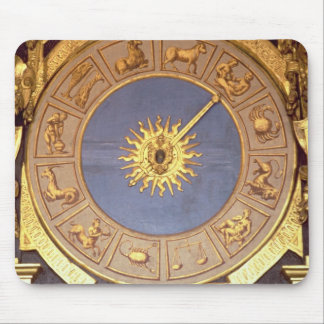 Orologio Zodicale (Zodiac Clock) (fresco and gilde Mouse Pad