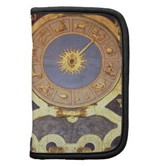 Orologio Zodicale (Zodiac Clock) (fresco and gilde Planner