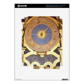 Orologio Zodicale (Zodiac Clock) (fresco and gilde Skins For iPad 3
