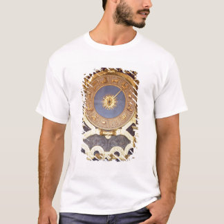 Orologio Zodicale (Zodiac Clock) (fresco and gilde T-Shirt