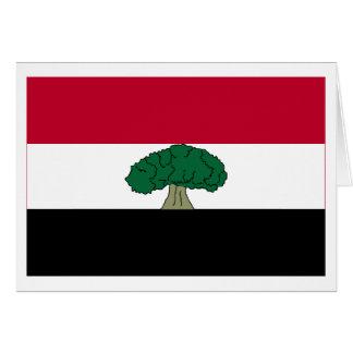 Oromia Flag Card