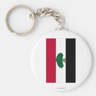 Oromia Flag Key Chains