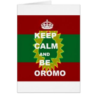 Oromo products card