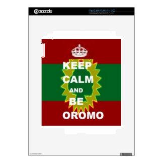 Oromo products iPad 2 skin