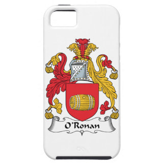 O'Ronan Family Crest iPhone 5 Cover